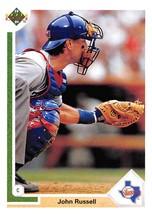 1991 Upper Deck #191 John Russell NM-MT Rangers - $0.99