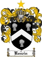 Kenvin coat of arms download