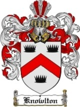Knowlton Family Crest / Coat of Arms JPG or PDF Image Download - $6.99