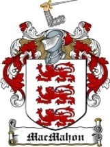 Macmahon Family Crest / Coat of Arms JPG or PDF... - $6.99