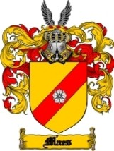 Maes Family Crest / Coat of Arms JPG or PDF Image Download - $6.99