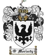 O'Moriarty Family Crest / Coat of Arms JPG or P... - $6.99