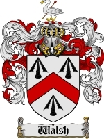 Walsh coat of arms download
