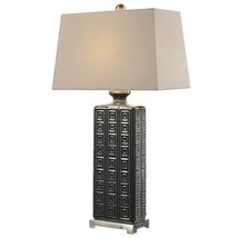 Uttermost Casale Aged Grey Table Lamp - $233.20