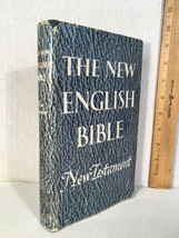 The New English Bible : New Testament (1963, Hardcover) Oxford Universit... - $8.86