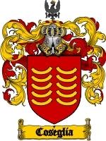 Coseglia coat of arms download