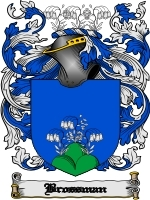 Primary image for Brossman Family Crest / Coat of Arms JPG or PDF Image Download