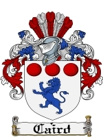 Primary image for Caird Family Crest / Coat of Arms JPG or PDF Image Download
