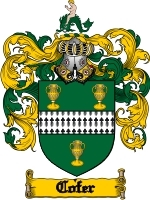 Cofer Family Crest / Coat of Arms JPG or PDF Image Download