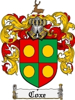 Coxe coat of arms download