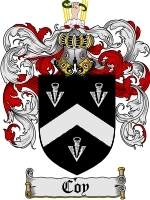 Coy coat of arms download