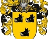 Crookshanks coat of arms download thumb155 crop