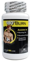 Lean 180 Burn - Thermogenic Weight Loss Supplement for Men, Get Lean, Bu... - $39.99