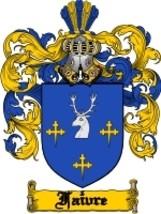 Faivre Family Crest / Coat of Arms JPG or PDF Image Download - $6.99