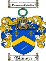 Gilmore Family Crest / Coat of Arms JPG or PDF Image Download - $6.99