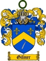 Gilmer Family Crest / Coat of Arms JPG or PDF Image Download - $6.99