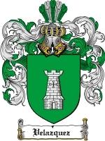 Velazquez coat of arms download