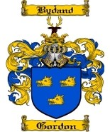 Gordon Family Crest / Coat of Arms JPG or PDF Image Download - $6.99