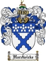 Hardwicke Family Crest / Coat of Arms JPG or PDF Image Download - $6.99