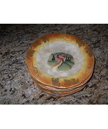 222 5th tuscano lot of 6 salad plates nicks - $13.81