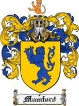 Mumford Family Crest / Coat of Arms JPG or PDF Image Download - $6.99