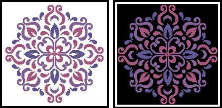 Ornamental floral 2
