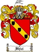 Shiel Family Crest / Coat of Arms JPG or PDF Image Download - $6.99