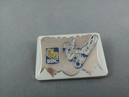 2010 Winter Olympic Games Pin - Snowbaording Grpahic - Royal Bank Staff ... - $25.00