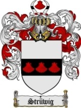 Struwig Family Crest / Coat of Arms JPG or PDF Image Download - $6.99