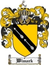 Wimark Family Crest / Coat of Arms JPG or PDF Image Download - $6.99