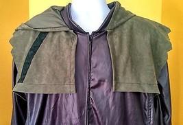 Rubies Deluxe Green Arrow Costume Jacket Cosplay DC Comics Oliver Queen ... - $24.99