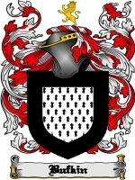 Primary image for Buffkin Family Crest / Coat of Arms JPG or PDF Image Download