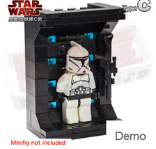 Type C Weapon Vault Armor for fig clone stormtrooper Base station Hall b... - $3.90