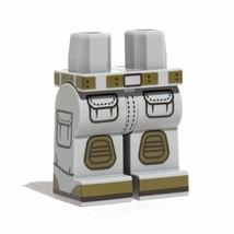 fig custom printed Combat Legs Light Bluish Grey soldier Star Wars Space... - $8.15