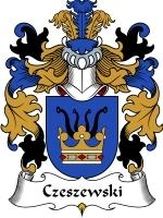 Czeszewski coat of arms download