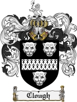 Clough coat of arms download