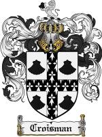 Croisman coat of arms download
