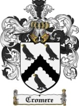 Cromere Family Crest / Coat of Arms JPG or PDF Image Download - $6.99