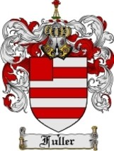 Fuller Family Crest / Coat of Arms JPG or PDF Image Download - $6.99