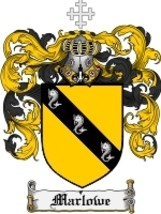 Marlowe Family Crest / Coat of Arms JPG or PDF Image Download - $6.99