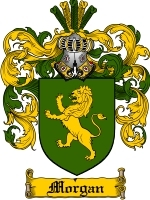 Morgan Family Crest / Coat of Arms JPG or PDF Image Download