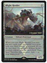 Magic Gathering MTG Blight Herder Promo Release Card Battle For Zendikar... - $2.55