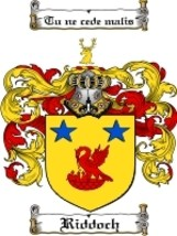 Riddoch Family Crest / Coat of Arms JPG or PDF ... - $6.99