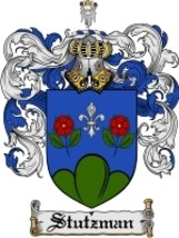 Stutzman Family Crest / Coat of Arms JPG or PDF Image Download - $6.99