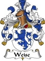 Weise Family Crest / Coat of Arms JPG or PDF Image Download - $6.99