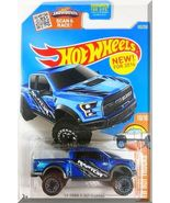 Hot Wheels - '17 Ford F-150 Raptor: '16 HW Hot Trucks #10/10 - #150/250 ... - $3.50