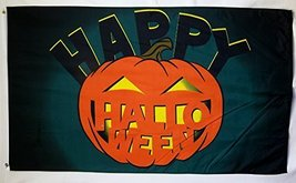 Happy Halloween Jack O' Latern Flag 3' X 5' Indoor Outdoor Banner - $10.95
