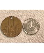 1939 New York World's Fair Communications Building Coin Token - $24.74