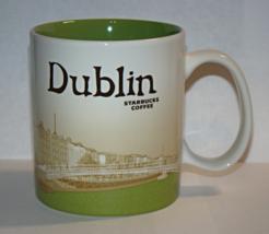 STARBUCKS Collector Series - 16oz. Mug - Dublin - $65.00