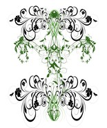 CrossFlourish 2-Digital clipart-Clip Art - $3.00